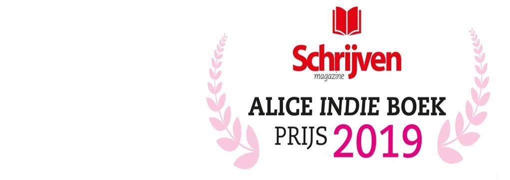 Shortlist Alice Indie Boekprijs 2019