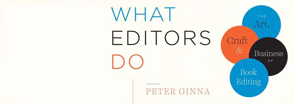Wat redacteuren doen