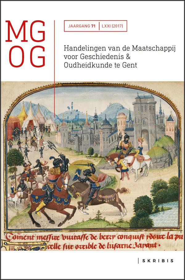 Handelingen der Maatschappij voor Geschiedenis en Oudheidkunde te Gent