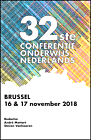 32ste Conferentie Onderwijs Nederlands